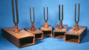 Tuning Forks, invented 1711 by John Shore