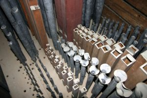 Cone Tuned Organ Pipes